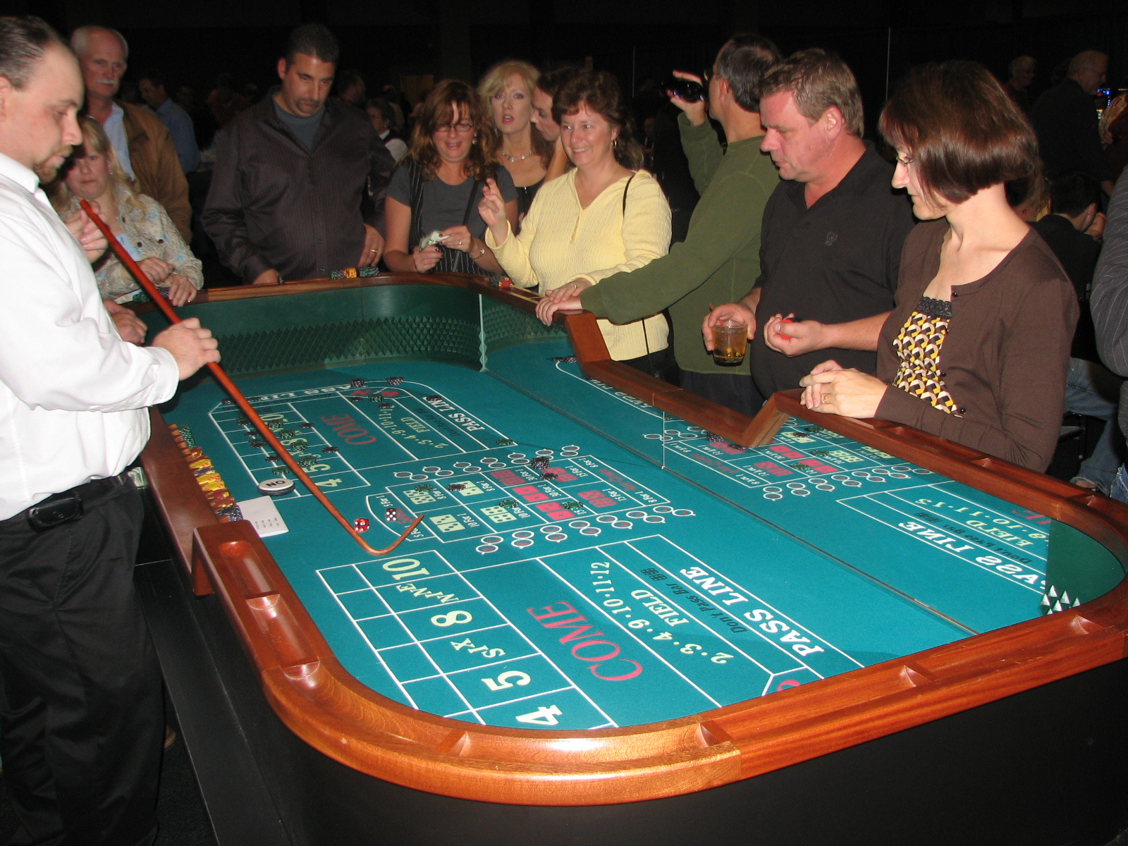 How to win big money playing craps